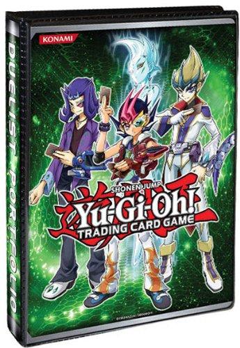 Yu-Gi-Oh 4-Pocket Duelist Portfolio - 1