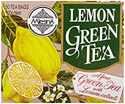 Mlesna Flavoured Green Tea, Lemon, 100g