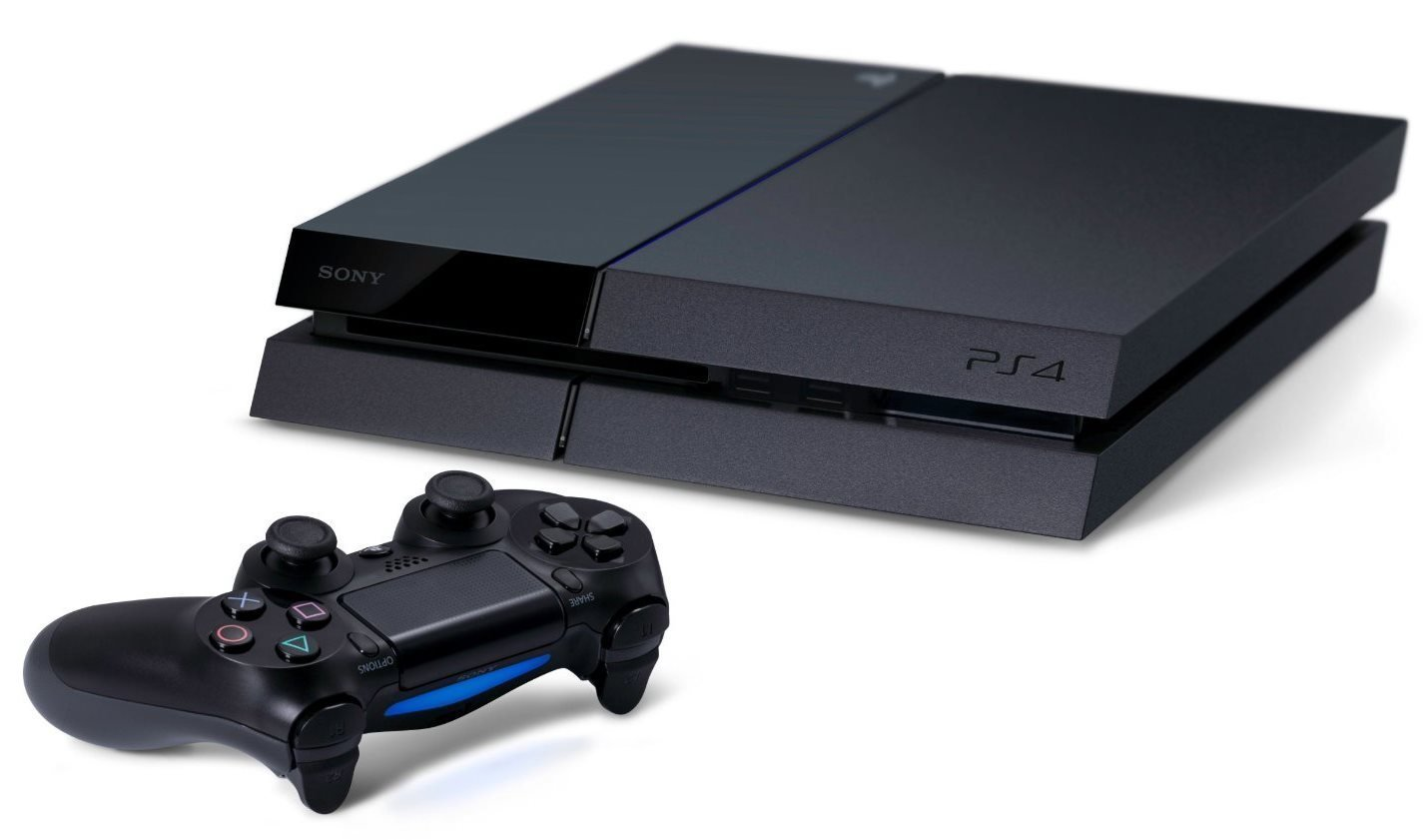 PlayStation 4 - Konsol...