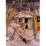 Rackham's Fairy Tale Illustrations: 8 (Dover Fine Art, History of Art)by Arthur Rackham