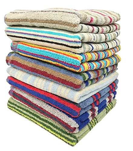 Top Best 5 Cheap Bath Towels Clearance Bulk For Sale 2016
