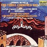 echange, troc Cincinnati Symphony Orchestra, Jesus Lopez-Cobos, Florence Quivar, Manuel de Falla - Le Tricorne