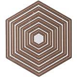 Spellbinders S4-368 Nestabilities Hexagons Die Templates