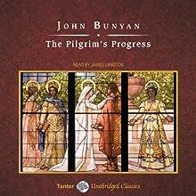 The Pilgrim's Progress Audiobook by John Bunyan Narrated by James Langton