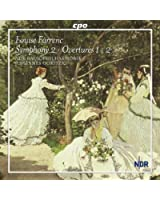 ファラン:交響曲 第2番 ニ長調 Op.35?/序曲 第1番 ホ短調 Op.23/序曲 第2番 変ホ長調 Op.24