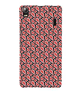 Ebby Premium Printed Back Case Cover With Full protection For Lenovo A7000 (Designer Case)