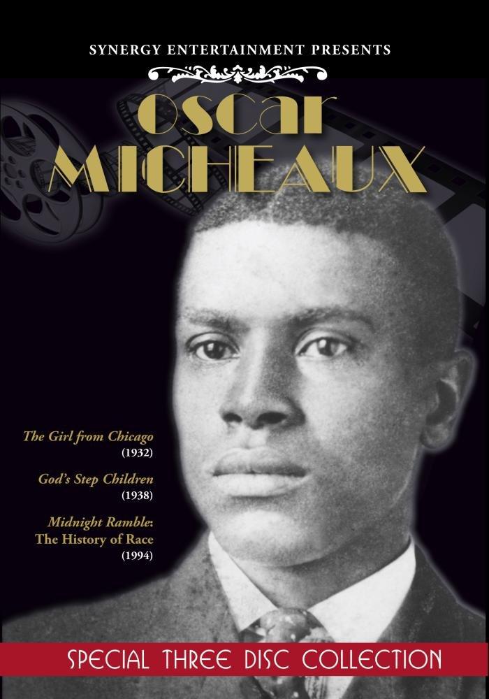 Lorenzo Tucker Oscar Micheaux Special Disc