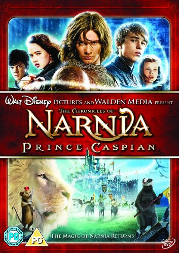 The Chronicles Of Narnia - Prince Caspian [DVD] [2008] starring: Vincent Grass, Ben Barnes, Georgie Henley, Warwick Davis, Anna Popplewell