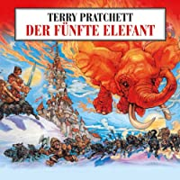 Der fünfte Elefant Hörbuch von Terry Pratchett Gesprochen von: Michael-Che Koch