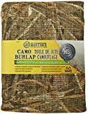Hunter's Specialties 12 ft. Realtree Xtra Green Burlap