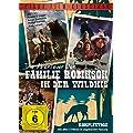 Die Abenteuer der Familie Robinson in der Wildnis - Komplettbox mit allen 3 Spielfilmen (Pidax Film-Klassiker) [3 DVDs]