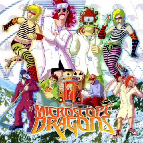 Microscope Dragons