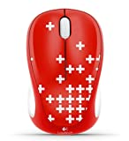Logitech M235 Wireless Mouse Radio Transfer, PC Mouse, PC / Mac, 2-ways