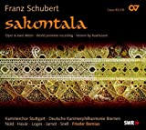 echange, troc  - Schubert : Sakontala D 701