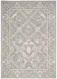 Nourison Great Outdoors Blue Solid 9.6-Feet by 13-Feet 100-Percent Polypropylene Room Size Rug