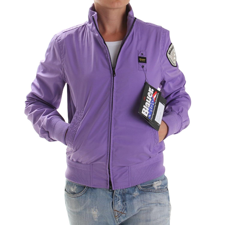 BLAUER USA Damen Fashion Outdoor Jacke 128 Violett