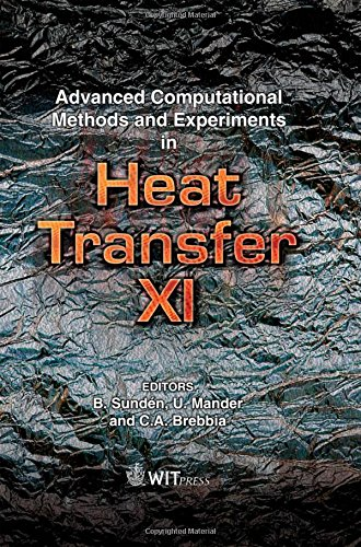 Heat Transfer: v. 11 (WIT Transactions on Engineering Sciences)