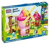 Mega Bloks Smurfs Smurfette's Windmill