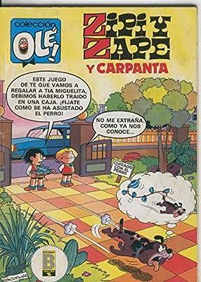 Coleccion Ole numero 210-Z.62: Zipi y Zape y Carpanta
