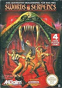 Swords & Serpents - Nintendo NES