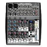 Behringer XENYX 1002FX Table de mixage 10 canaux Stéréo FX Processeur 24 bit