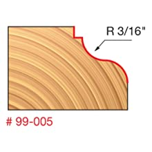 "1-1/2"" (Dia.) Table Top Edge Classical Bit (Quadra-Cut)"