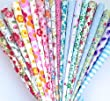 Always Knitting And Sewing 20 polycotton fat quarters LUCKY DIP MIXED florals spots stripes mixed colours