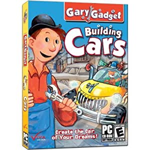 Gary Gadget: Building Cars