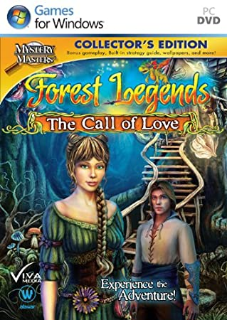 Forest Legends: The Call of Love - Collector's Edition