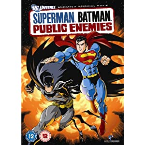 Post Thumbnail of Superman/Batman: Public Enemies
