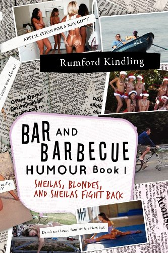 BAR AND BARBECUE HUMOUR Book I: 1