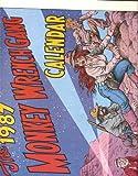 1987 Monkey Wrench Gang Calendar (0942688341) by Abbey, Edward