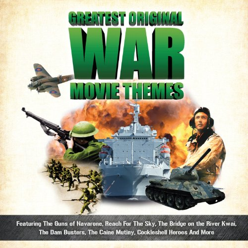 Greatest-Original-War-Movie-Themes-Various-Artists-Audio-CD