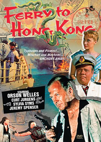 Cover art for  Ferry to Hong Kong