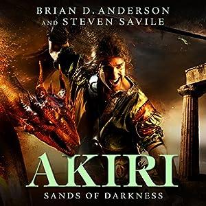 Sands of Darkness Hörbuch von Brian D. Anderson, Steven Savile Gesprochen von: Jonathan Davis