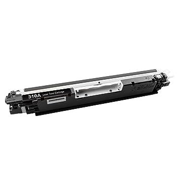 Echt hp Hewlett Packard Cf210a//131a Schwarz Laser Drucker Toner Patrone