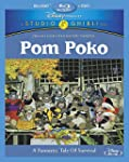 Pom Poko [Blu-ray + DVD] (Bilingual)