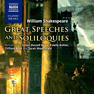 Great Speeches and Soliloquies | [William Shakespeare]