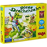 HABA 4319 - Diego Drachenzahn - Kinderspiel des Jahres 2010