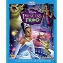 The Princess and the Frog (Single Disc Blu-ray)