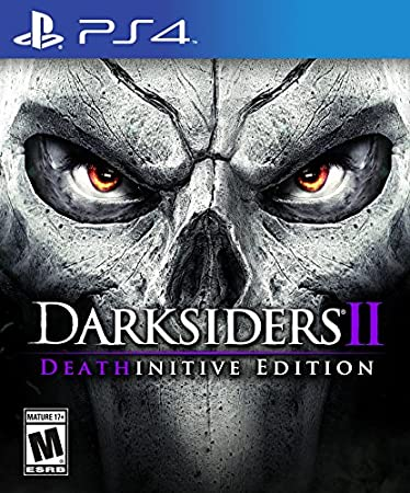 Darksiders 2: Deathinitive Edition - PlayStation 4 Standard Edition