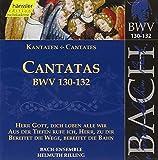 Edition Bachakademie Vol. 41 (Geistliche Kantaten BWV 130-132)