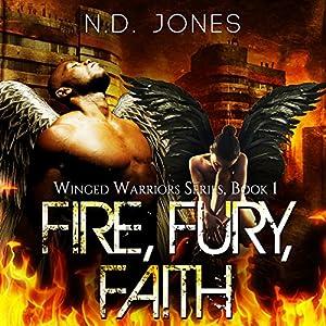 Fire, Fury, Faith Audiobook