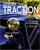 Citro�n traction : Au panth�on de l'automobile
