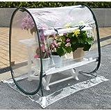 ポップアップ式簡易温室 ガーデンハウス SSS