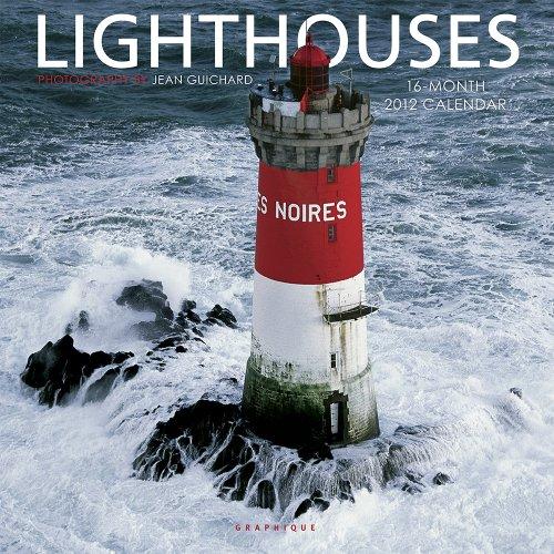 Lighthouses 2012 Calendar