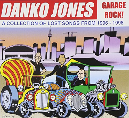 GARAGE ROCK:LOST SONGS FROM 1996-1998