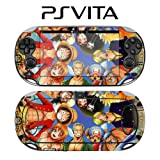 Sony PlayStation PS Vita Decorative Video Game Skin One Piece New World