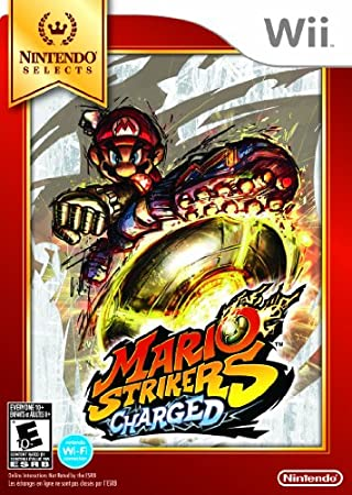 Nintendo Selects: Mario Strikers Charged