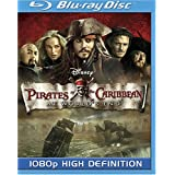 Pirates of the Caribbean: At World's End [Blu-ray] ~ Johnny Depp